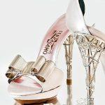 metal fiyonklu ayakkabı modeli
