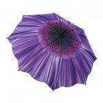 mor çiçek şemsiye modeli