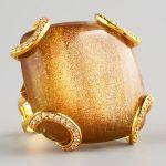 nicholai tasarım taşlı yüzük modeli
