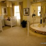 panayır temalı bebek odası modeli