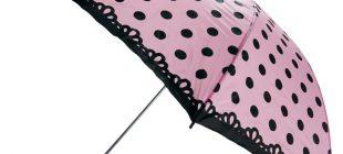 Yeni Şemsiye Modelleri