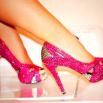 Yeni Taşlı Platformlu Ayakkabı Modelleri