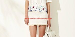 Phillip Lim Resort Bayan Elbise Modası 2013
