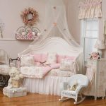 prenses modeli bebek odası