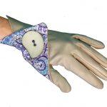sıra dışı deri eldiven modeli