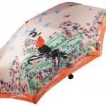 safinaz figürlü şemsiye modeli