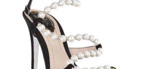 Tasarım Siyah Ayakkabı Modelleri