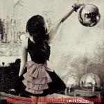 siyah mini gece elbisesi modeli