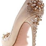 taşlı ayakkabı modeli