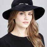 tasarım deri şeritli şapka modeli
