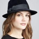 tasarım fiyonk detaylı şapka modeli