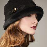 tasarım kemer tokalı şapka modeli