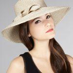 tasarım krem rengi şapka modeli