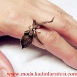 yusufçuk bakır yüzük modeli