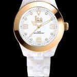 beyaz kayışlı saat modeli