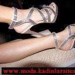 bilekten bağlamalı ayakkabı modeli