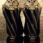 chanel tasarım ayakkabı modeli