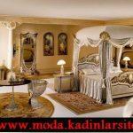 cibinlik detaylı yatak odası modeli