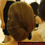 deniz kabuğu saç modelii
