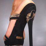 dore desenli ayakkabı modeli