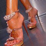 dore incili ayakkabı modeli
