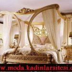 lüx yatak odası modeli