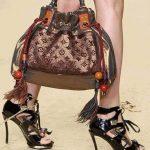 louıs vuıtton ayakkabı çanta modeli