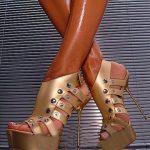 mat dore ayakkabı modeli