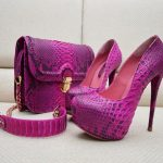 Yeni Ayakkabı Çanta Modelleri