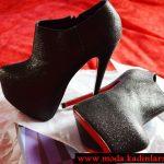 siyah simli bot modeli
