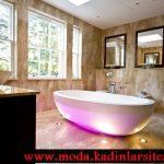 spot detaylı banyo modeli