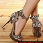 tava rengi ayakkabı modeli
