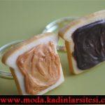 tost ekmeği figürlü yüzük modeli