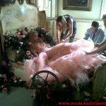 uyuyan prenses abiye modeli