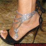 zicirli ayakkabı modeli