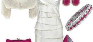 Mini Gece Elbisesi Kombinasyonları