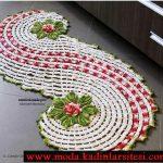 el yapımı minik halı modeli