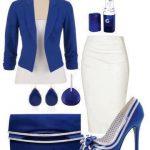 laci beyaz iki paça elbise modeli