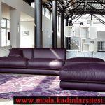 mor lila halı modeli