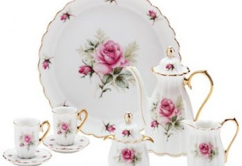 Porselen Çay Takımı Modelleri