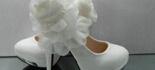 Gelinlik Ayakkabı Nasıl Olmalı