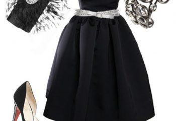 Şık Mini Elbise Kombinasyon Modelleri