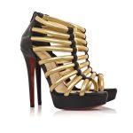 dore siyah stiletto modeli