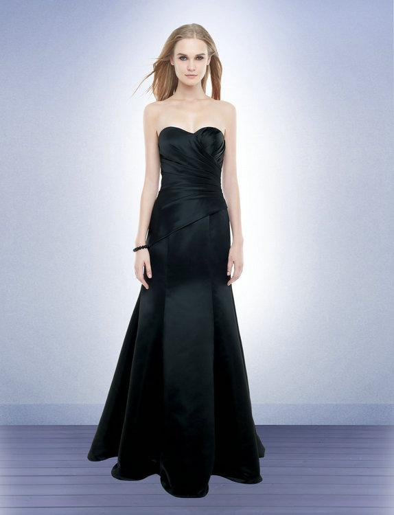 ba820180efc8e siyah balık kesim abiye modeli – moda bayan giyim kadın elbise ...