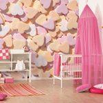 trend kız bebek odası