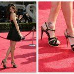 Ünlülerin Ayakkabı Trendleri