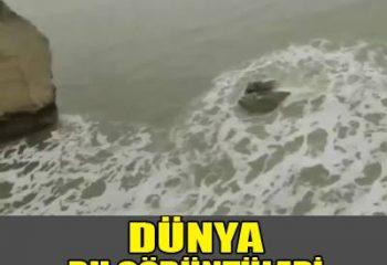 Gerçek Deniz Kızı Kameraya Yakalandı!