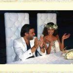 Özge Ulusoy ile Ferruh Taşdemir'in evlilik resmi