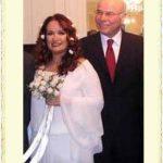 Müjde Ar ile Ercan Karakaş'ın evlilik resmi