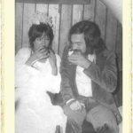 Müjde Ar ile Samim Değer'in evlilik resmi